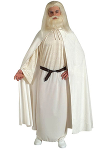 White Gandalf Adult Costume
