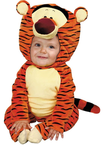 Winnie The Pooh'S Tigger Infant Costume
