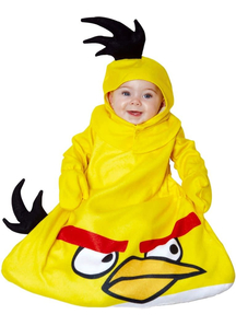 Yellow Angry Bird Infant Costume
