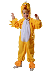 Yellowe Duck Toddler Costume
