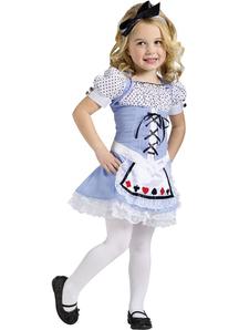 Alice Toddler Costume