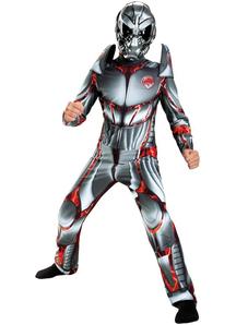 Alien Warrior 3D Child Costume