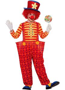 Amusing Clown Child Costume