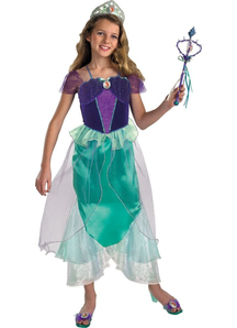 Ariel Child Disney Costume