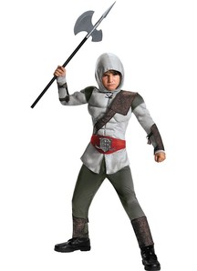 Assasin Muscle Child Costume