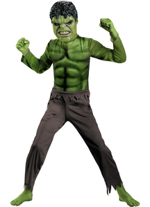 Avengers Hulk Child Costume