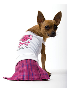 Bad Girl Dog Costume