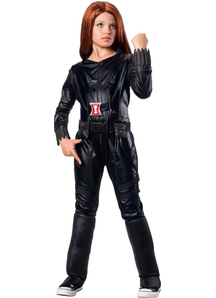 Black Widow Child Costume - 12443