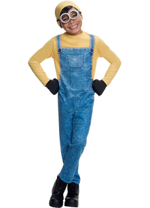 Bob Minion Child Costume