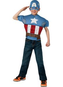 Captain America Child Kit