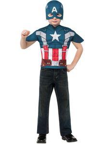 Captain America Child Set