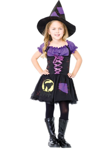 Cat Witch Child Costume