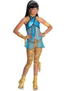 Cleo De Nile Monster High Child Costume