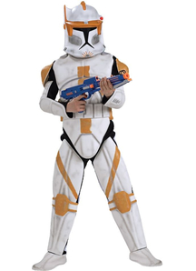 Clonetrooper Cody Child Costume