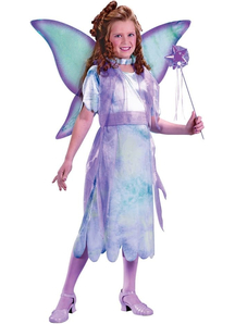 Colorful Fairy Child Costume