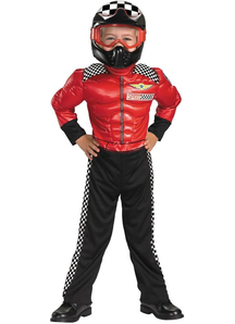 Cool Racer Child Costume
