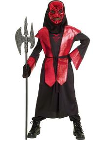 Creepy Demon Child Costume