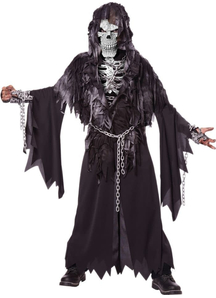 Creepy Reaper Child Costume