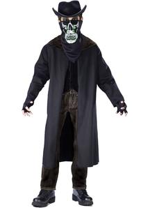 Criminal Zombie Child Costume