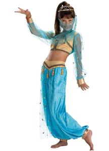 Cute Genie Child Costume