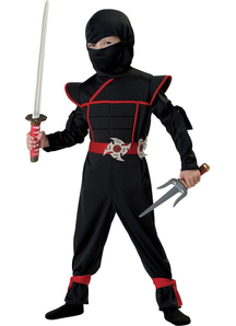 Daring Ninja Child Costume