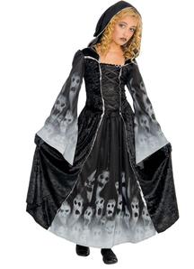 Dark Ghost Child Costume