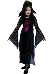 Dark Vampiress Child Costume