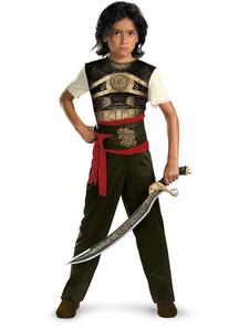 Dastan Child Costume