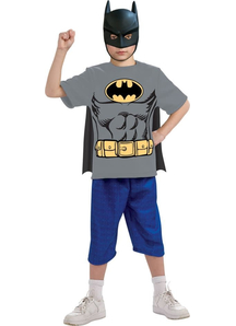 Dc Batman Child Costume
