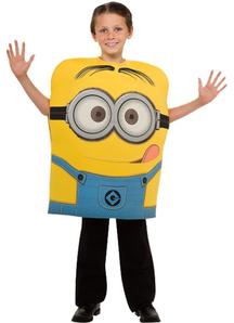 Despectable Me 2 Dave Child Costume