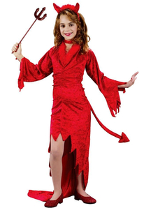 Deviless Child Costume