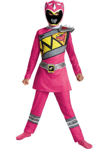 Dino Power Ranger Child Costume