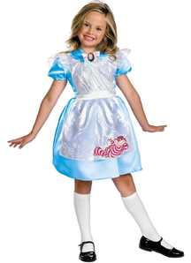 Disney Alice Child Costume