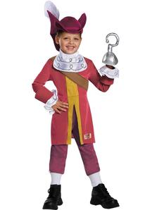 Disney Captain Hook Child Costume