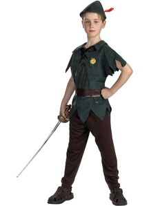 Disney Peter Pan Child Costume