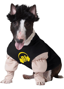 Dj Pet Costume