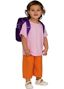 Dora Explorer Child Costume