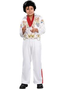 Elvis Presley Child Costume