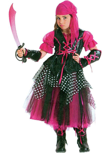 Fabulous Pirate Child Costume