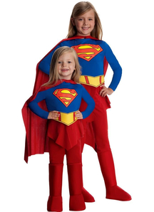 Fabulous Supergirl Toddler Costume