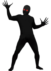 Fade Eye Skin Child Costume