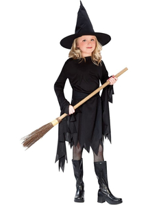 Fancy Witch Child Costume