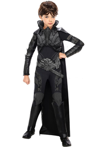 Faora Child Costume