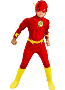 Flash Muscle Child Costume