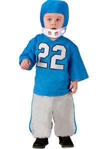 Football Player Child Costume