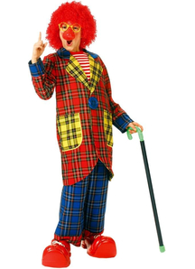 Formal Clown Child Costume