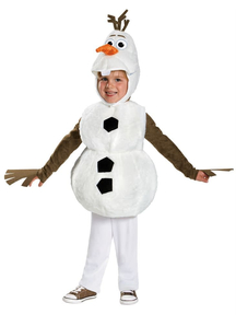 Frozen Olaf Toddler Costume