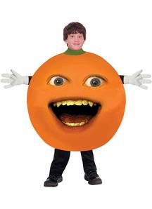 Funny Orange Child Costume