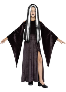 Goth Vampiress Child Costume