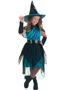 Halloween Witch Child Costume